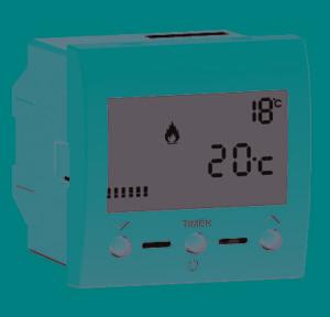 45233 - Термостат с ИК-управлением