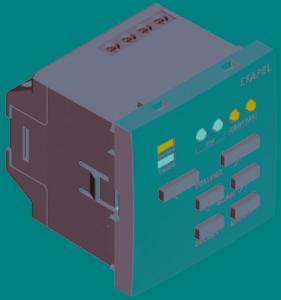 45373 - Одноканальный моно модуль управления с FM