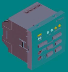 45377 - Одноканальный стерео модуль управления с FM