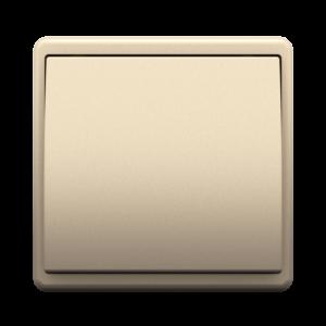 Одноклавишный выключатель - Metalized CH