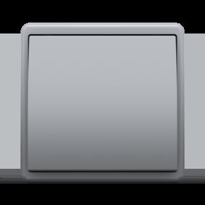 Одноклавишный выключатель - Metalized GR