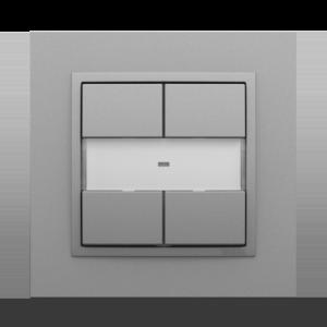 4–кнопочный модуль для систем «умный дом» - Animato AA