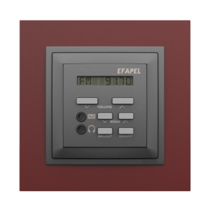 Одноканальный модуль с FM– тюнером, часами и дистанционным управлением - Animato BS