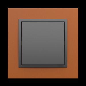Одноклавишный выключатель - Animato TS