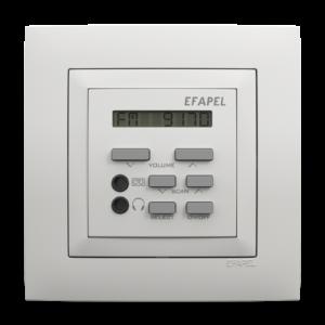 Одноканальный модуль с FM– тюнером, часами и дистанционным управлением - Base BR