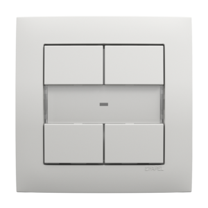 4–кнопочный модуль для систем «умный дом» - Base BR