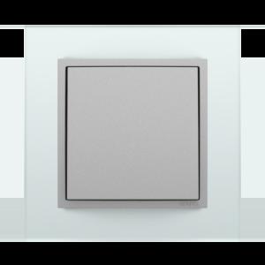 Одноклавишный выключатель  - Crystal CA
