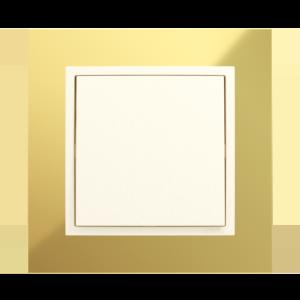 Одноклавишный выключатель  - Metallo OP