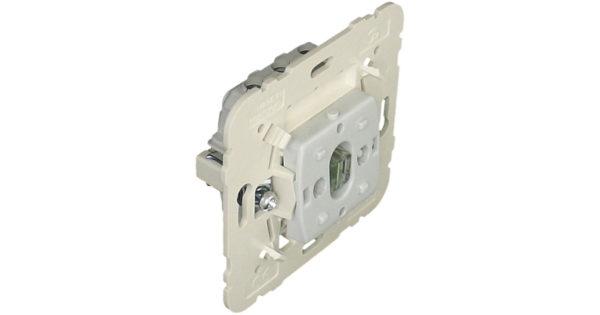 Механизм одноклавишного выключателя двухполюсный с сигнальной лампой – 20 А 1