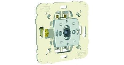 Механизм проходного выключателя с 2-х мест с подсветкой 1