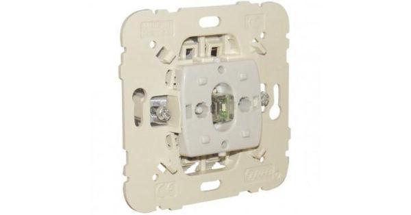 Механизм  кнопки с подсветкой (250 V)  1
