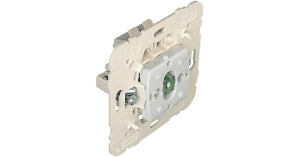 Механизм  кнопки с сигнальной лампой (12 В) 1