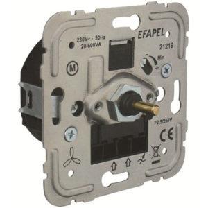Механизм диммера для индукционного мотора - 600VA
