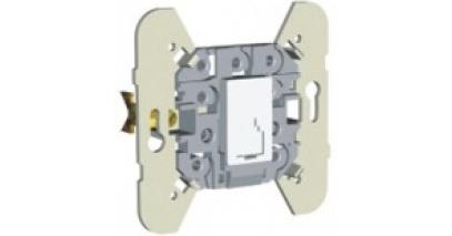 Механизм телефонной розетки (4 контакта) – бежевый 1