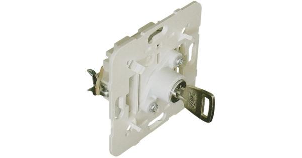Механизм выключателя с ключом 1
