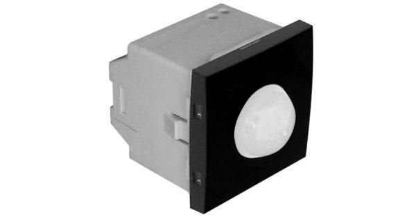 Датчик движения 1000W – 2 модуля – черный 1