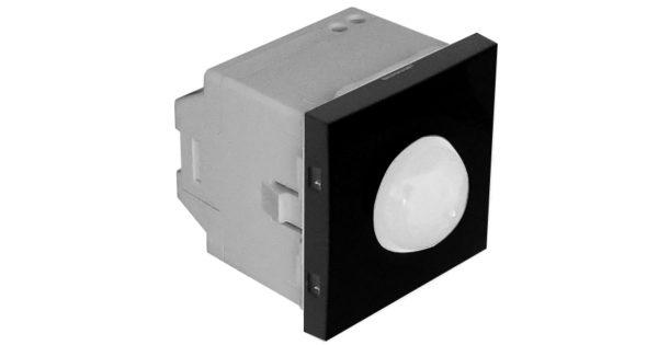 Датчик движения 400W – 2 модуля – черный 1