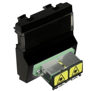Модуль с разъемом для оптоволоконного коннектора типа 2xSC - 2 модуля - черный