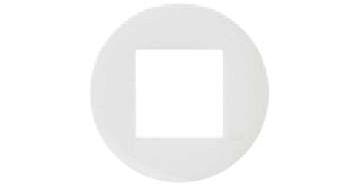Одиночная рамка – SV – белый 1