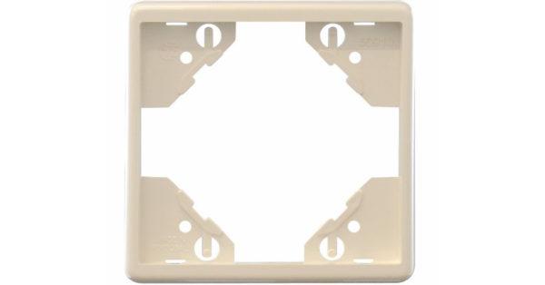 Одиночная рамка Apolo 5000 Standard – бежевая 1