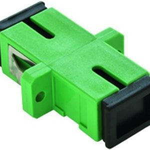 Разъем для оптоволоконного коннектора типа SC