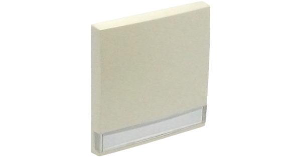 Клавиша для выключателя с полем для индикации Logus90 1