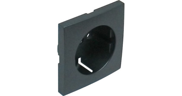Лицевая панель для розетки 2к+з Logus90 1