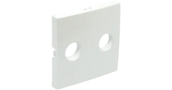 Лицевая панель для акустической розетки Logus90 1