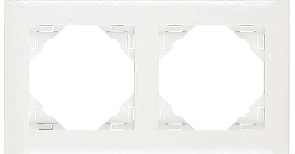 Двойная рамка Logus90 Base 1